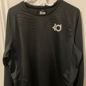 Nike KD Kevin Durant Dri-fit Long Sleeve Sweater